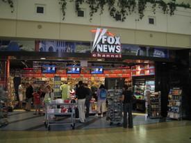 Fox News Channel magazine sales - wideangle