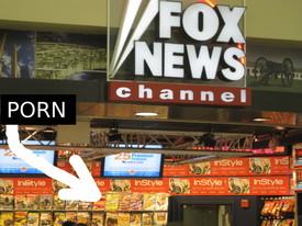 Fox News Channel selling porn medium